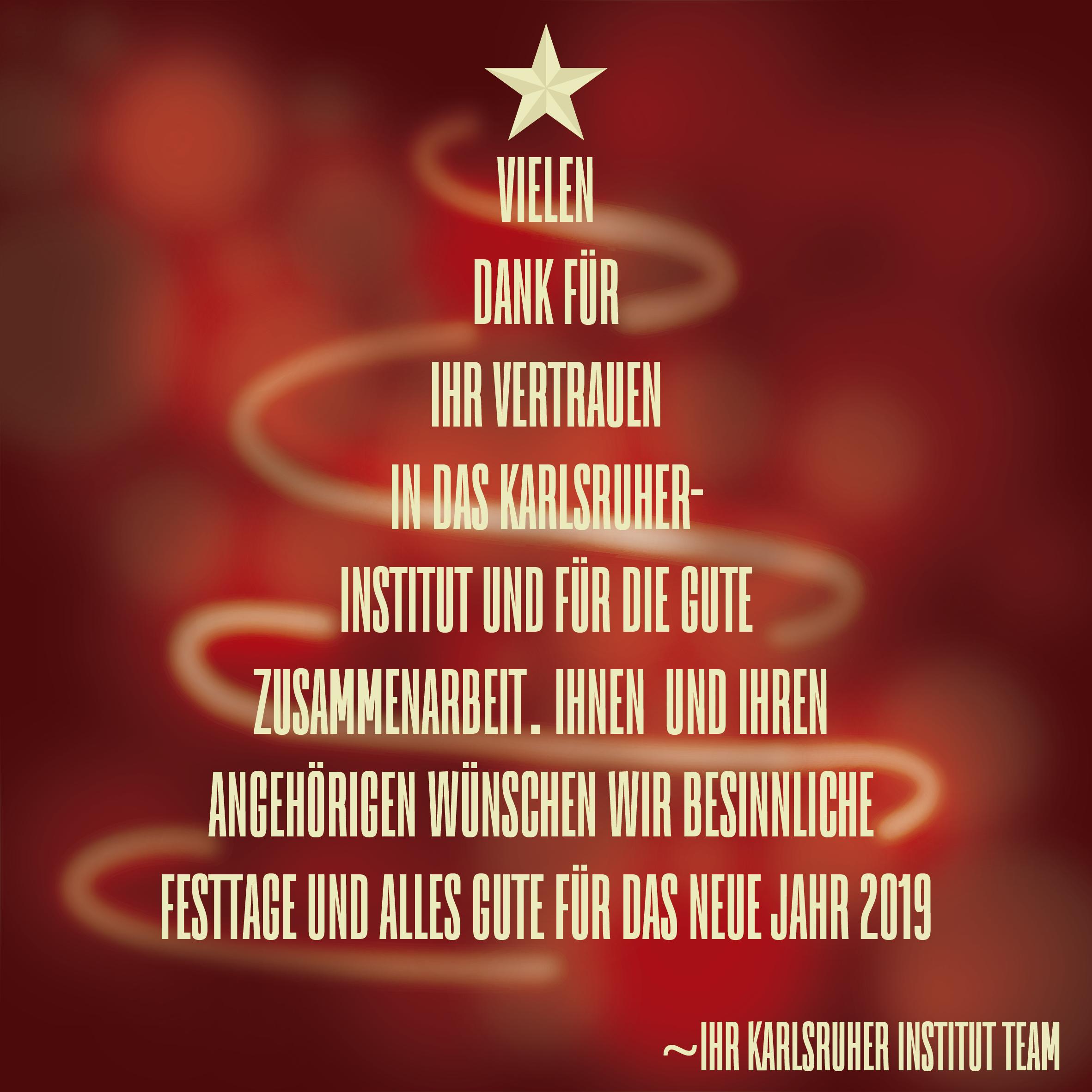 Weihnachten - Aktuelles – Karlsruher Institut Berninger-Schäfer
